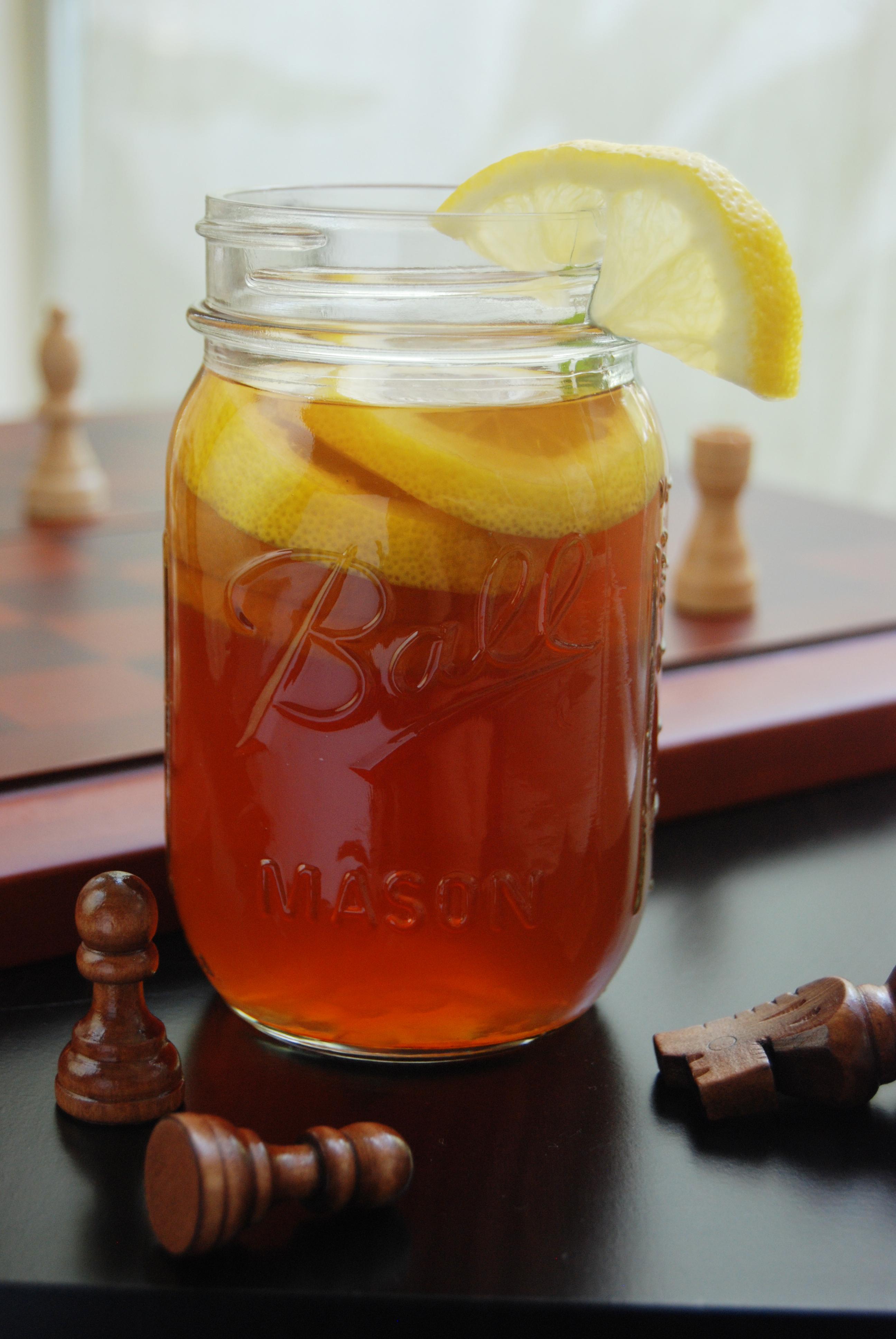 blog ice lemon tea
