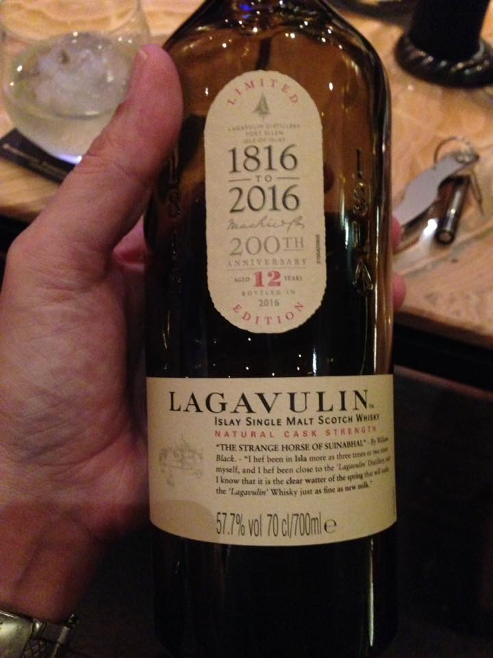 lagavulin 200 years