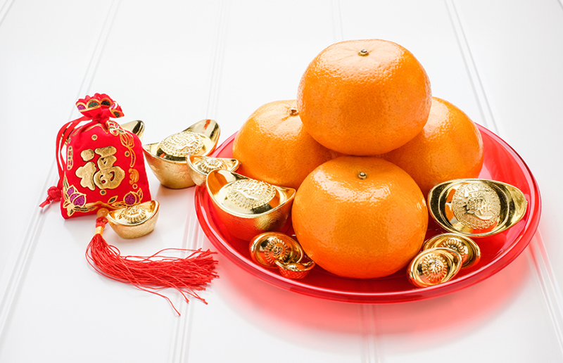 FP Oranges